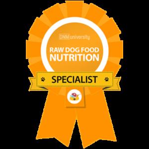 Raw Dog Food Nutrition Specialist